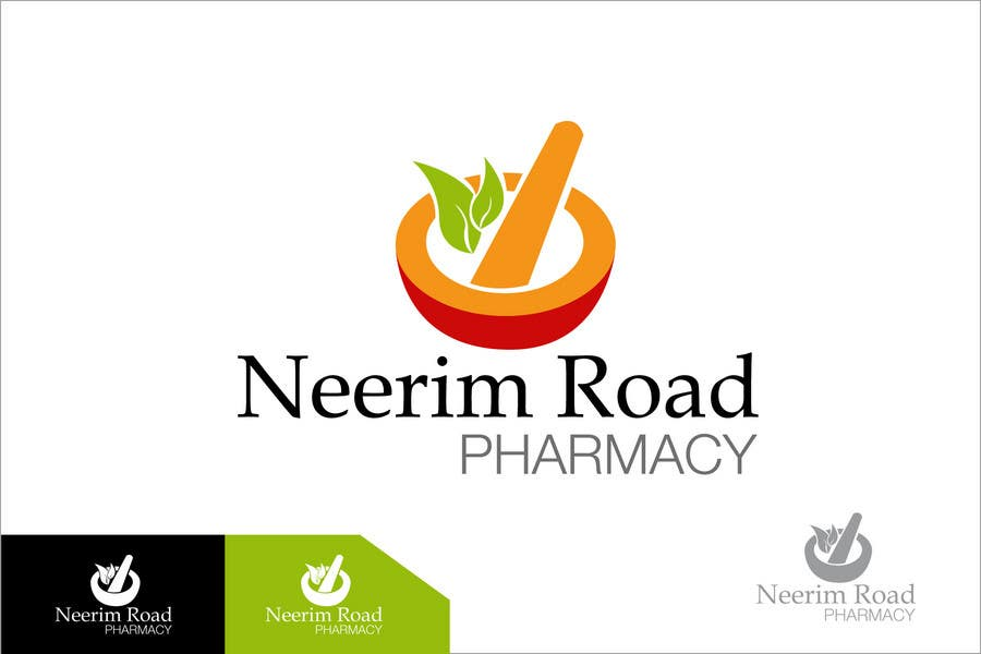 Participación en el concurso Nro.102 para Logo Design for Neerim Road Pharmacy