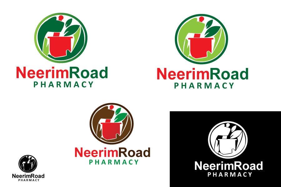 Contest Entry #63 for Logo Design for Neerim Road Pharmacy