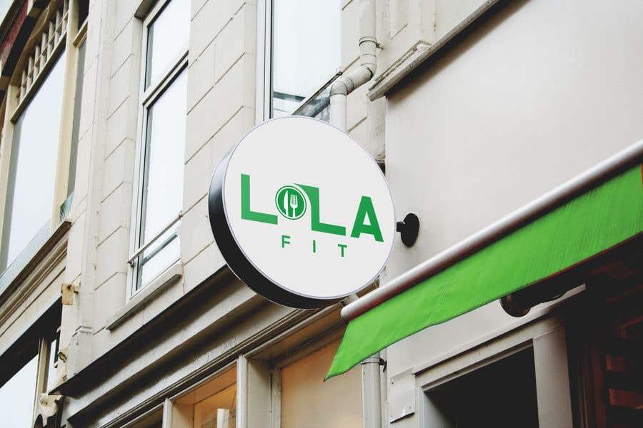 Inscrição nº                                         19                                      do Concurso para                                         Logomarca LolaFit