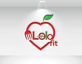 #12 para Logomarca LolaFit por sazedurrahman02