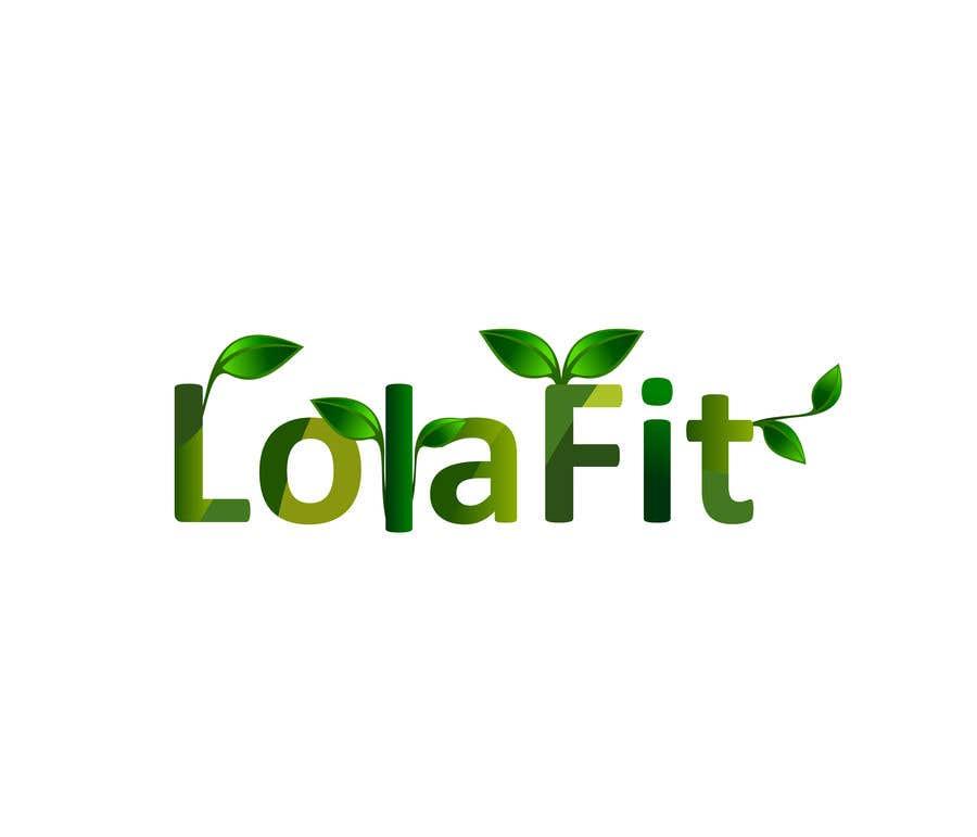 Inscrição nº                                         37                                      do Concurso para                                         Logomarca LolaFit