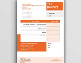 #34 for Xero invoice template by imranislamanik
