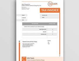 #40 for Xero invoice template by imranislamanik