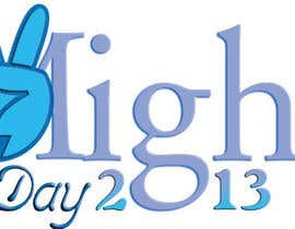nº 22 pour Logo Design for Mighty Peace Day 2013 par mayalogic