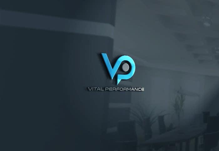 """Συμμετοχή Διαγωνισμού #115 για Design a Logo for """"Vital Performance"""""""