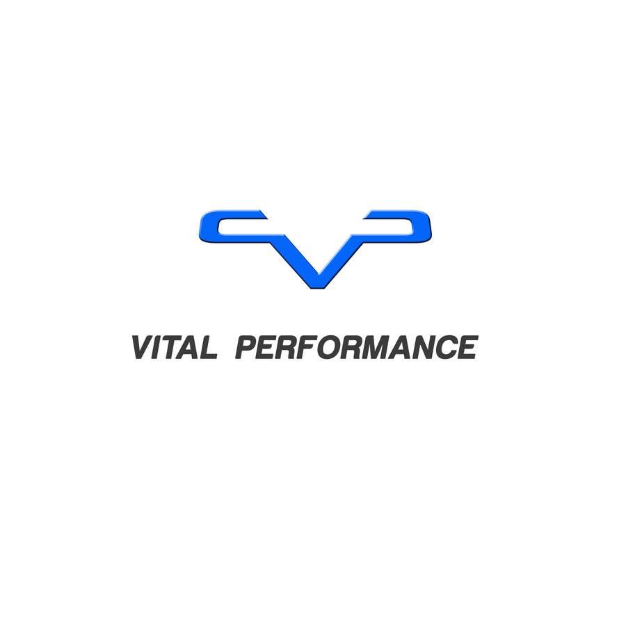 "Participación en el concurso Nro.                                        41                                      para                                         Design a Logo for ""Vital Performance"""