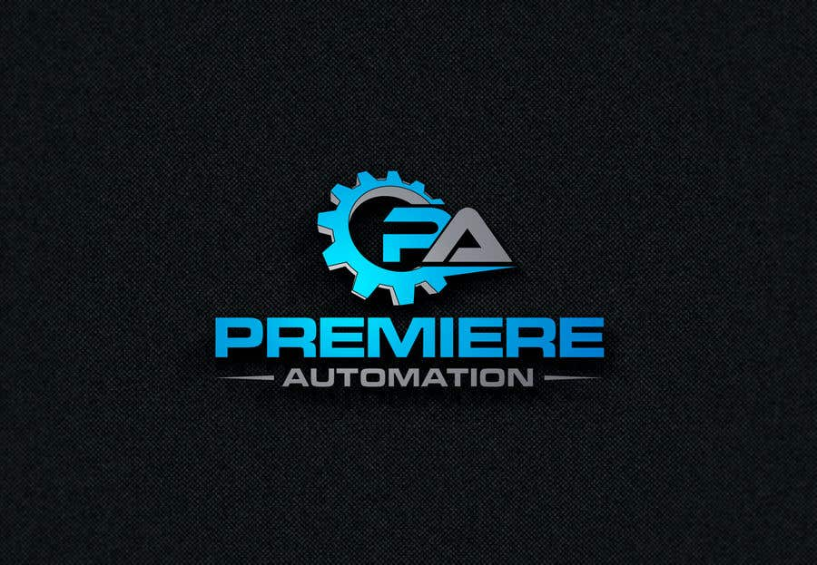 Contest Entry #                                        187                                      for                                         Premiere Automation Logo