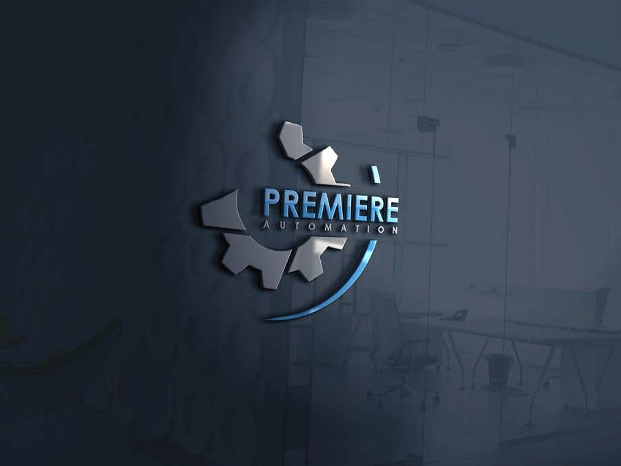 Contest Entry #                                        9                                      for                                         Premiere Automation Logo