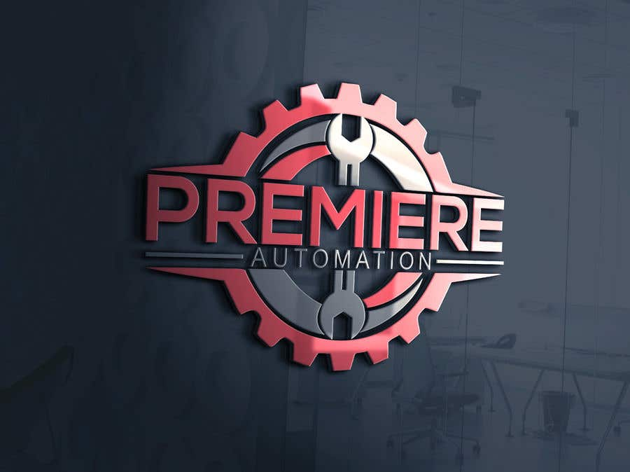 Contest Entry #                                        209                                      for                                         Premiere Automation Logo