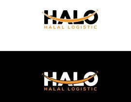 "#1097 for Unique Text Logo Design for ""HaLo"" by firozkamal15"