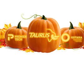 #5 cho Halloween pumpkin carved logo bởi gabsand