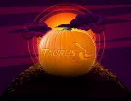 #59 cho Halloween pumpkin carved logo bởi ShakilGraphic