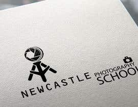 #1 for Design a Logo & Banner for Newcastle Photography School by ganiix1