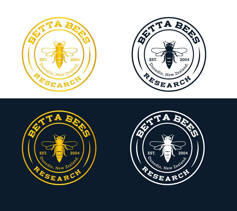 Contest Entry #                                        213                                      for                                         Logo Update For NZ Honeybee Breeder Company