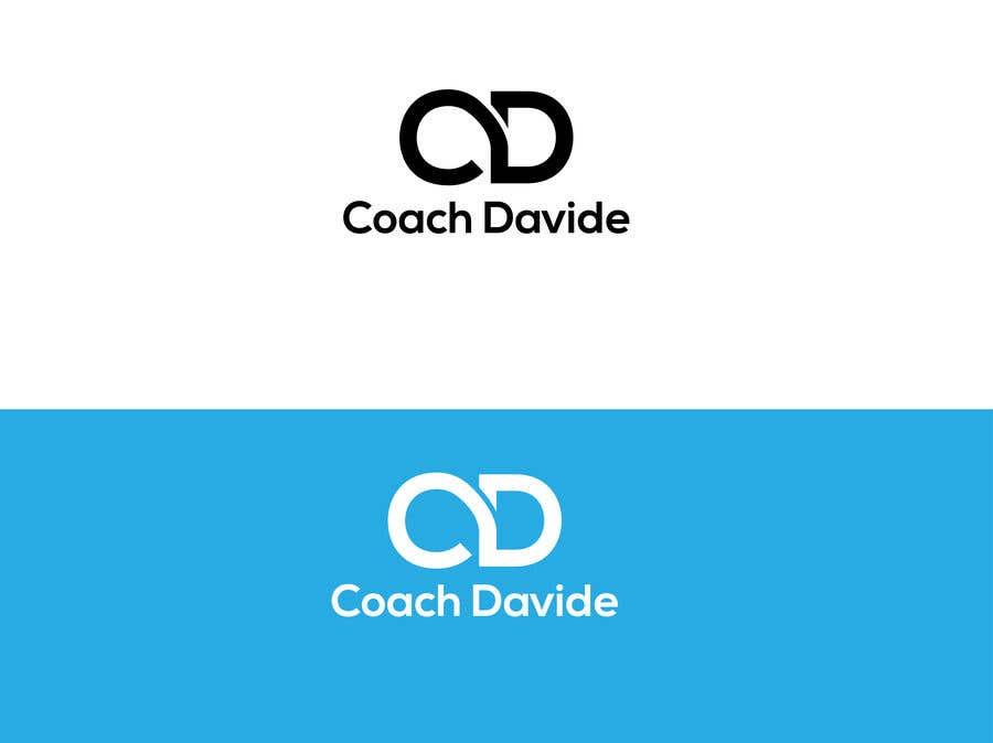 Penyertaan Peraduan #                                        186                                      untuk                                         Logo for personal trainer - Coach Davide