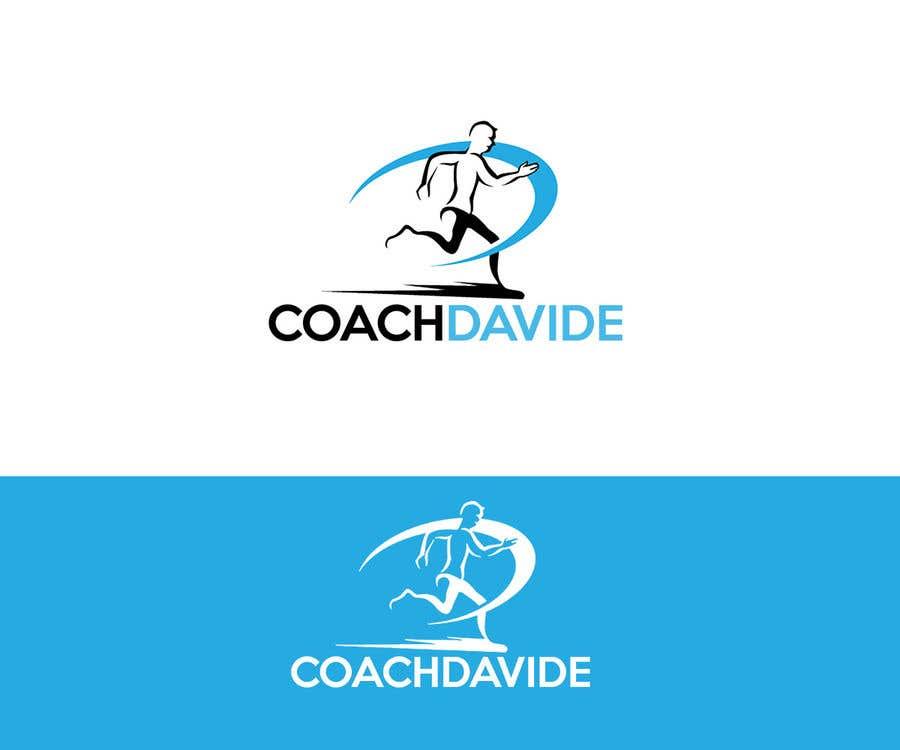 Penyertaan Peraduan #                                        141                                      untuk                                         Logo for personal trainer - Coach Davide
