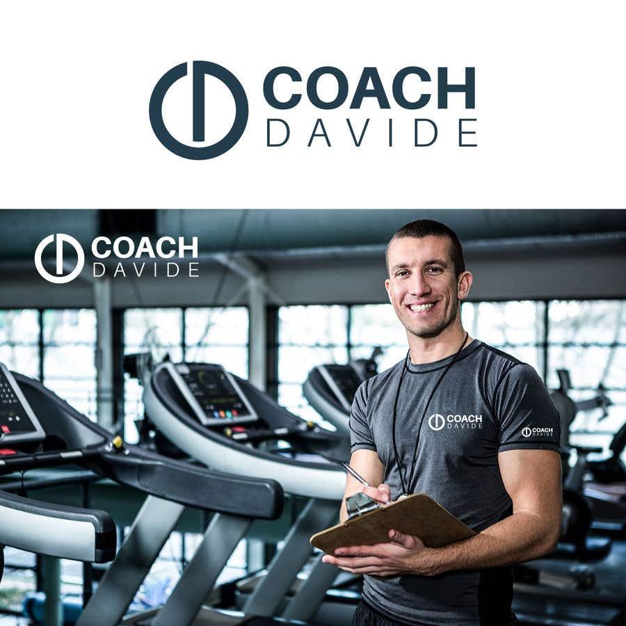 Penyertaan Peraduan #                                        183                                      untuk                                         Logo for personal trainer - Coach Davide