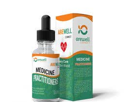 #50 for Product Pacakging for Medicinces (Tablets,Powder and Liquid formsof medicine)and Sign -up kits for Holistic Alternative Doctors af saddam664