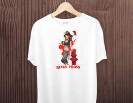 Nro 50 kilpailuun Design a logo for our Fire Station Crew T-Shirt käyttäjältä thesuperlancerbd