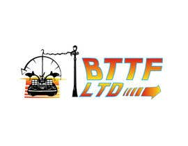 #146 for Design a logo for a Back To The Future Car Hire Company called BTTF LTD af tanersylr