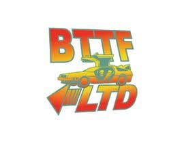 #153 for Design a logo for a Back To The Future Car Hire Company called BTTF LTD af iimprasetyo