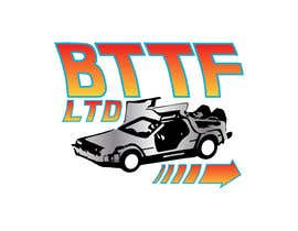 #152 for Design a logo for a Back To The Future Car Hire Company called BTTF LTD af audreyincolour