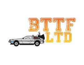 #156 for Design a logo for a Back To The Future Car Hire Company called BTTF LTD af abdurrohaman0022