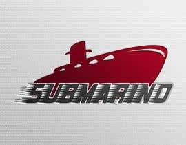 #15 for Preciso de um logotipo submarino . Com o logo de um submarino e um letring moderno af haiderabbas069