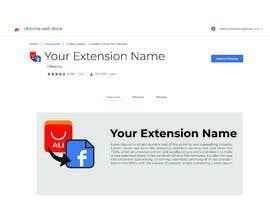 Nro 36 kilpailuun Logo for a Chrome extension käyttäjältä rifathossainshan