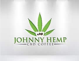 Nro 255 kilpailuun Logo for my new CBD Coffee Shop käyttäjältä nasrinbegum0174