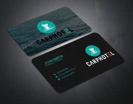#709 for Business card design af mdsamadahmed321