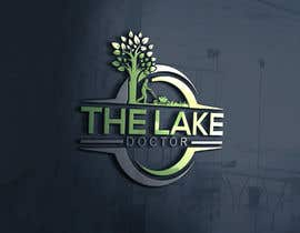 #88 cho Logo for my business: The Lake Doctor bởi kulsumab400