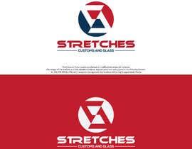 Nro 326 kilpailuun New logo for company - Stretches Glass käyttäjältä MstShahazadi