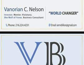 SeifAta tarafından V.BILLION Business Card - 30/10/2020 01:34 EDT için no 73