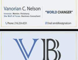 Nro 73 kilpailuun V.BILLION Business Card - 30/10/2020 01:34 EDT käyttäjältä SeifAta