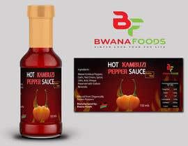 Nro 51 kilpailuun Label for a food product käyttäjältä imranislamanik