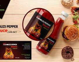 Nro 54 kilpailuun Label for a food product käyttäjältä imranislamanik