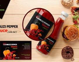 Nro 57 kilpailuun Label for a food product käyttäjältä imranislamanik
