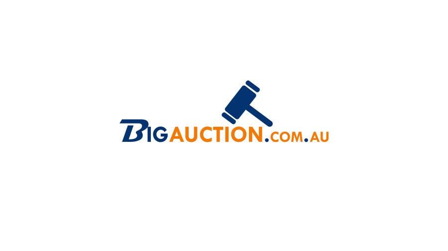 Entri Kontes #                                        31                                      untuk                                        Design a Logo for www.bigauction.com.au