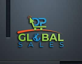 #153 for Logo for general product sales e-commerce - DP Global Sales by Rakibul0696