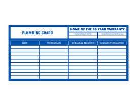 #18 for CQHS Plumbing Guard Sticket af akibmilon