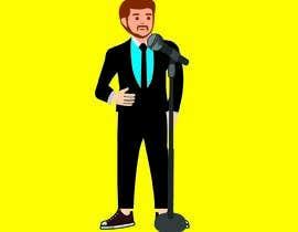 Nro 8 kilpailuun make an animation character käyttäjältä hanixessi3344
