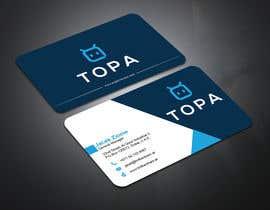 Nro 58 kilpailuun Custom Professional Business card design käyttäjältä abdulmonayem85