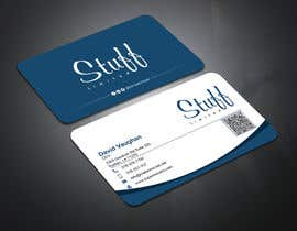 Nro 108 kilpailuun Custom Professional Business card design käyttäjältä abdulmonayem85