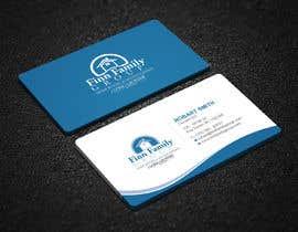 Nro 1085 kilpailuun Custom Professional Business card design käyttäjältä Uttamkumar01