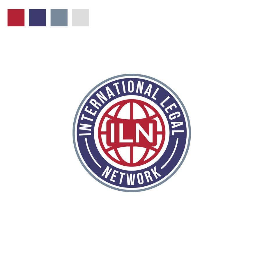 Konkurrenceindlæg #                                        564                                      for                                         Logo for international law firm