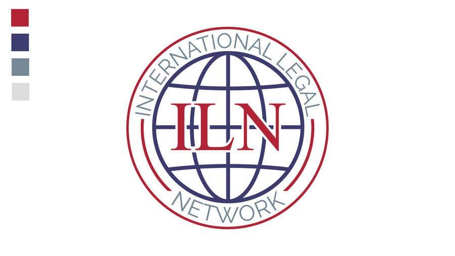 Konkurrenceindlæg #                                        580                                      for                                         Logo for international law firm