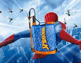 #15 for IMAGE OF SPIDERMAN WORKING AS PEST CONTROL OPERATOR af MarceloDesign02