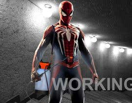 #7 for IMAGE OF SPIDERMAN WORKING AS PEST CONTROL OPERATOR af designermomin28