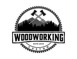 #6 for LOGO DESIGN for HIGH QUALITY WOODWORKING company by hemelhafiz